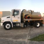 New Orleans Grease Trap Cleaning Service Truck